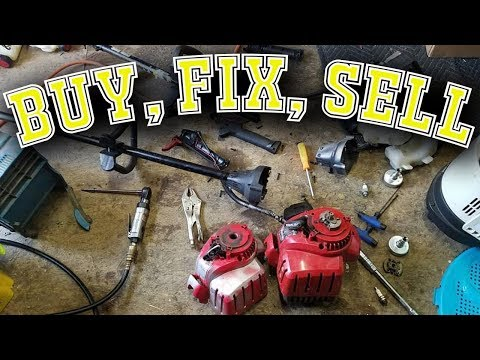 How To Buy Small Engine Machines In Bulk And Make Money!