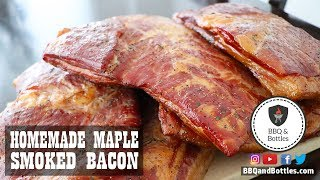 How to Make Maple Smoked Bacon