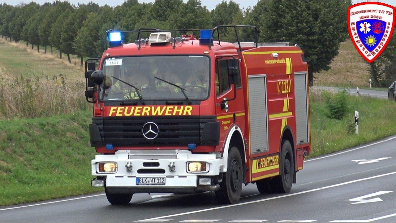 🚨 TLF 24/48 Feuerwehr Wethautal OF Stößen (ehem. TLF der Berufsfeuerwehr Köln)