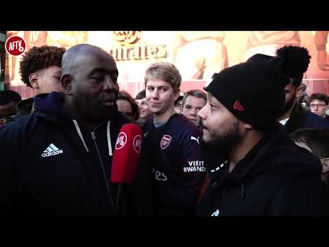 Arsenal 2-0 Everton | How Is Aaron Ramsey Getting Into This Team?! (Troopz)