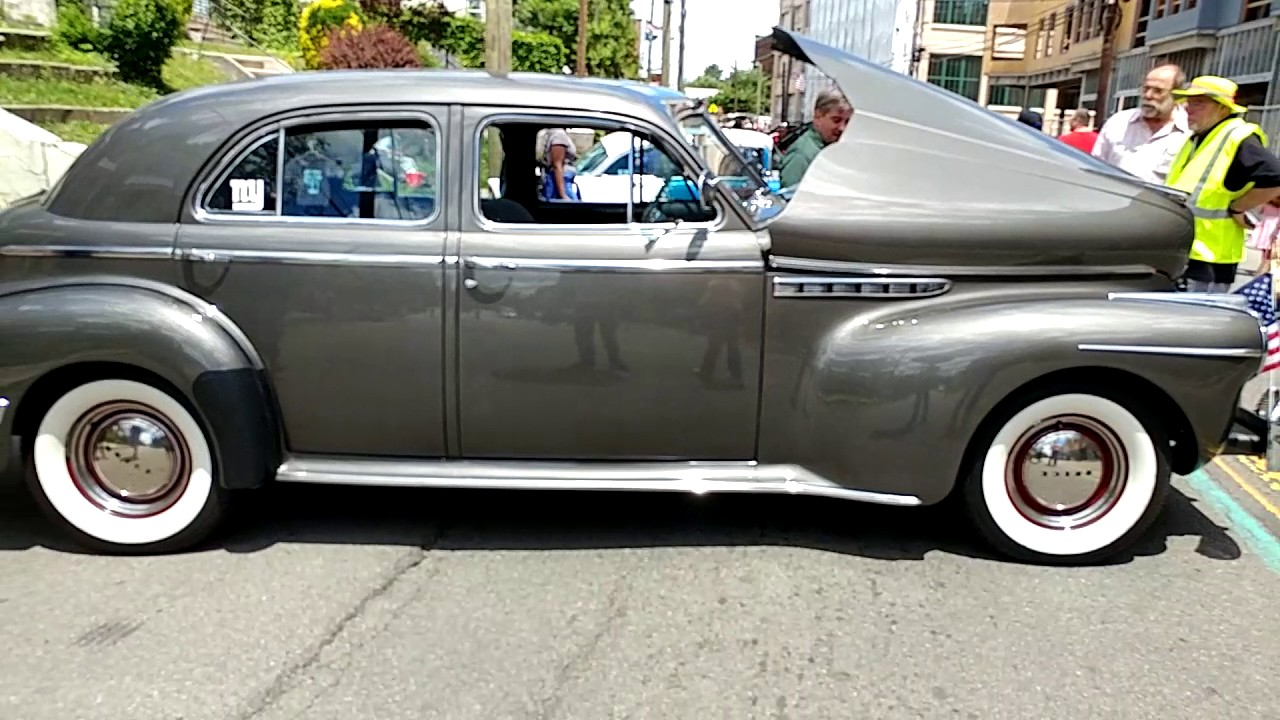 1941 buick roadmaster 4 door sedan third generation youtube