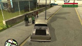 Repeat youtube video วิธีการเอากระหรี่ GTA