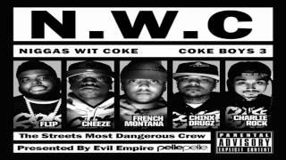 French Montana - Ballin Ft. Rick Ross & Charlie Hustle (Coke Boys 3)