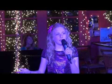 Imagine by the Beatles performed by Kai Alivia in Palm Beach