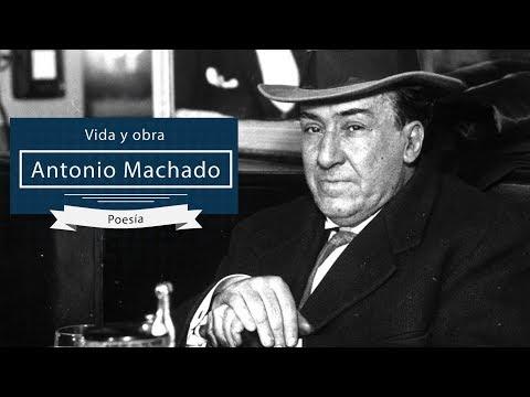 Antonio Machado: Biografía Y Obra Literaria