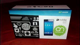 celular bmobile ax810 unboxing review