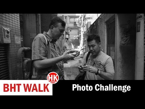 Film Photo Challenge in Hong Kong with John Lehmann