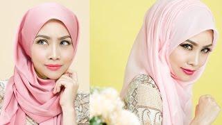 Sweet Romantic VS Classy Elegant Makeup - Ringkas & Pantas Dgn Hijabi Doll Collection