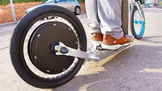 PATINETE ELECTRICO CASERO PLEGABLE +70Kmh y 100km ! El Rolls Royce de los Patinetes