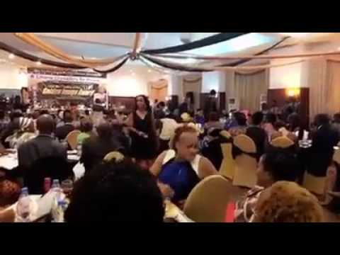 Seamah's G. Weifur Performs Most High @ The 2017 Golden Image Award in Liberia