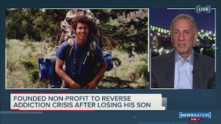 Drug companies agreed to a massive opioid settlement. A father of a victim of the epidemic discusses