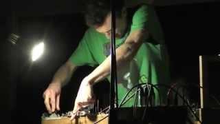 Anton Mobin - Instants Chavirés - 25/03/2015