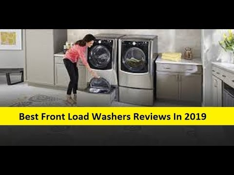 Best Front Load Washer And Dryer 2020.Top 3 Best Front Load Washers Reviews In 2020 Youtube
