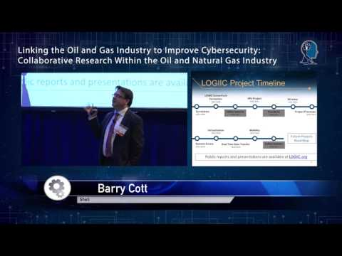 2016 R&D Showcase: Linking the Oil & Gas Industry to Improve Cybersecurity, Collaborative Research