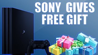 Sony Is Giving PS4 Owners FREE GIFTS Right Now! This Is Really Awesome!