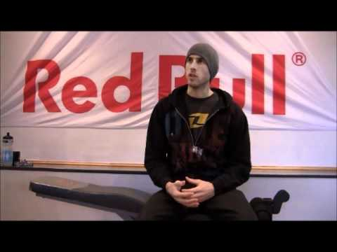 Gee Atherton on working with RESTORE Sports Massage