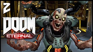 DOOM ETERNAL Gameplay Español Parte 2 PC Ultra | DooM Eternal Mision 3 (UltraViolencia)