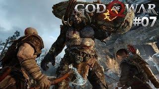 GOD OF WAR : #007 - Gross aber Dumm - Let's Play God of War Deutsch / German