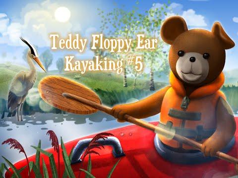 Teddy Floppy Ear - Kayaking Playthrough #5 |