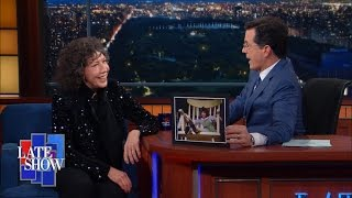 Lily Tomlin Has Been Making Us Laugh For 46 Years