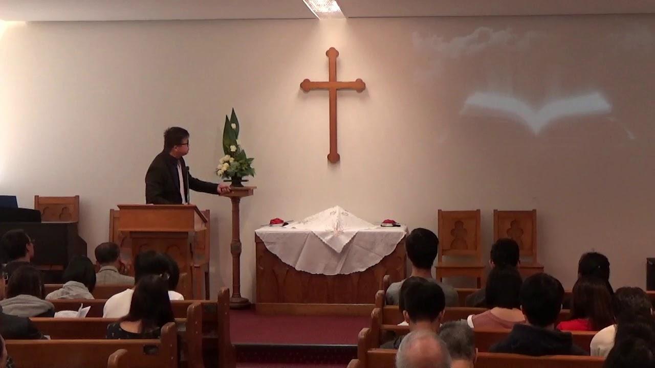啟示錄系列信息之 8   一間死亡的教會:撒狄    20190303