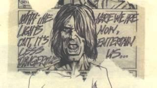Kurt Cobain's art: Collages and Sculptures