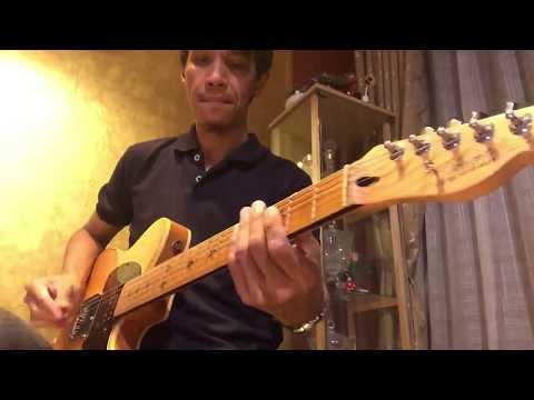 Slow Dancing In A Burning Room - John Mayer ( Guitar Loop By Victor )