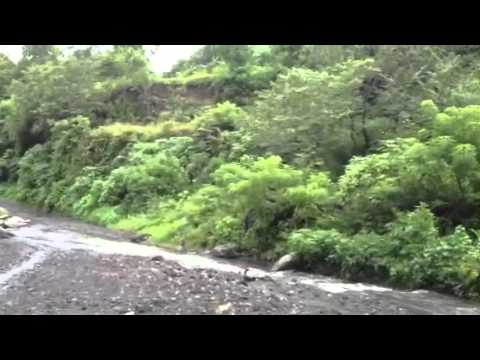 Camino Al Zapote Escuintla Youtube