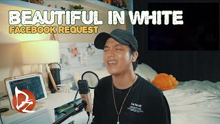 Beautiful In White (Acoustic Cover)