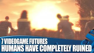 7 Videogame Visions of the Future Humans Have Completely Ruined
