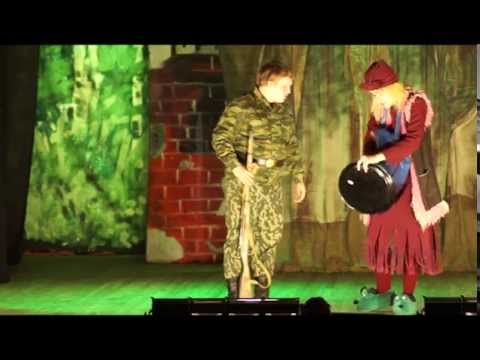 Две Бабы Яги Театр Содружество актёров Таганки