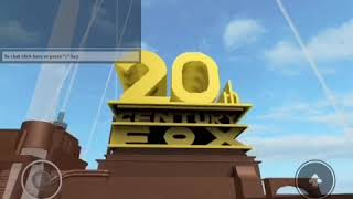 20th Century Fox Home Entertainment Logo Roblox Goes Retro And 8-Bit