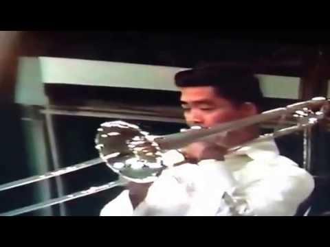 """CHARMAINE""- Eliseo CLamor, Trombone Solo"