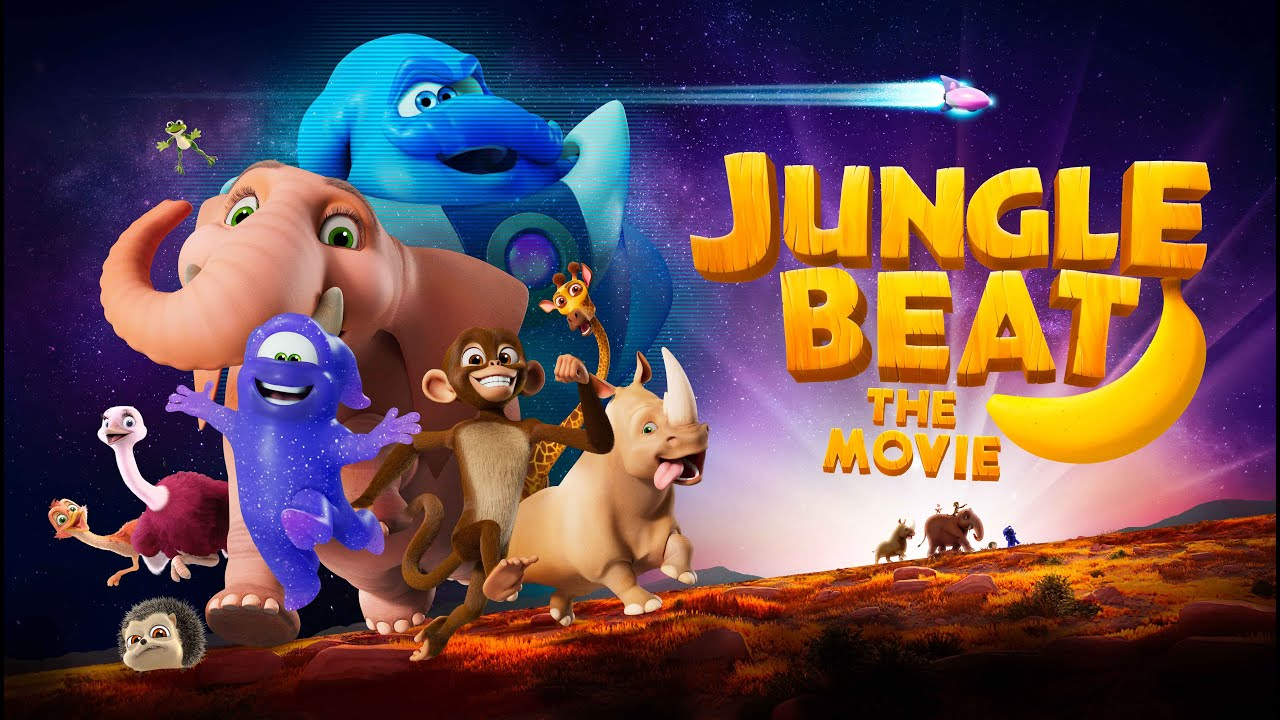Jungle Beat The Movie Magic