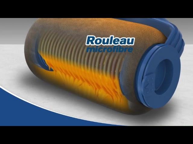 Découvrir Le Rouleau Paint Runner Pro