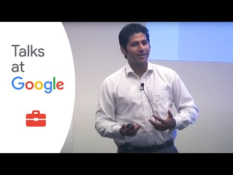 Marketing Talks@Google: Adnan Aziz