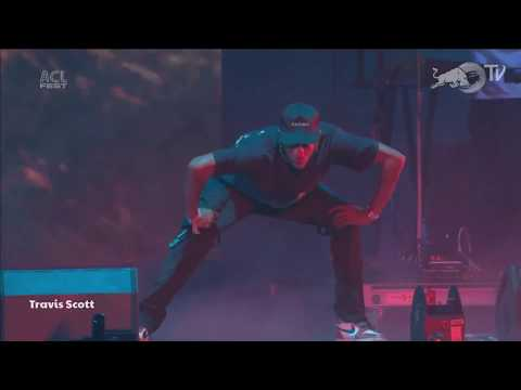 Carousel (Live) - Travis Scott Ft. Frank Ocean (ACL 2018) #CactusJack #AstroworldTour