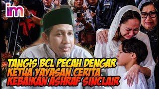 Tangis BCL Pecah Dengar Ketua Yayasan Cerita Kebaikan Ashraf Sinclair