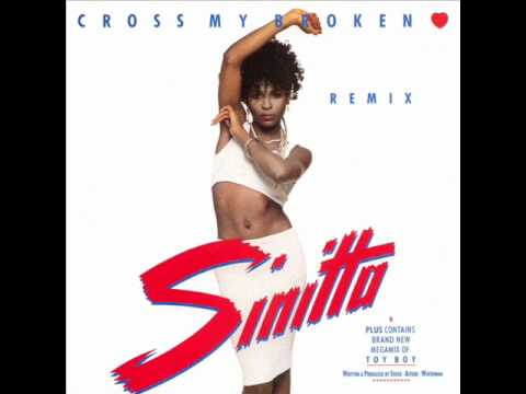 SINITTA-CROSS MY BROKEN HEART