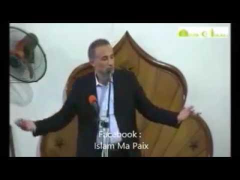 Tais toi, tu n'es qu'un musulman dans la forme    🎤 Tariq Ramadan !