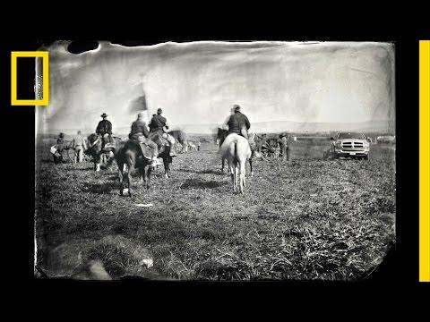 Modern Photos Get Amazing Civil War-Era Treatment   National Geographic