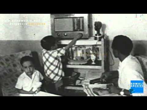 Exclusive: Radio Muqdisho (Radio Mogadishu) 1957