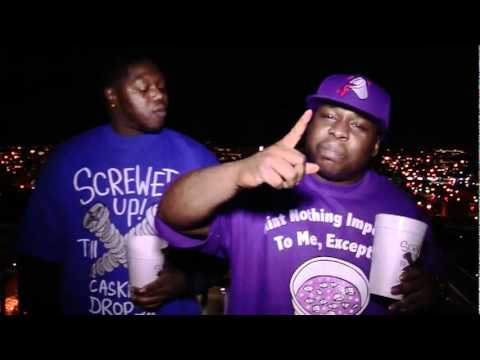 I Cant Leave Drank Alone ZRo and Lil O