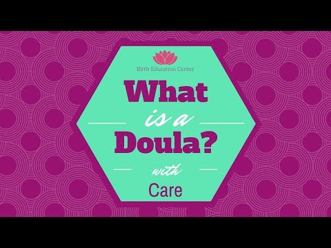 Doula Training - Birth Education Center