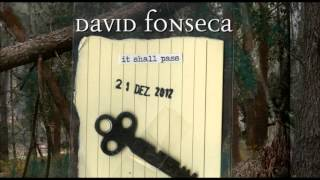Watch David Fonseca It Shall Pass video