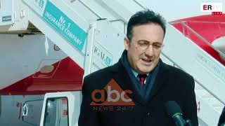 Baixar Balluku me Ilker Ayci: Firmosem marreveshjen per Air Albania  ABC News Albania