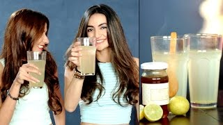 3 Flat Belly Drinks To Aid Weight Loss