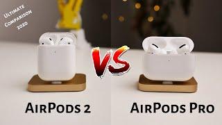 AirPods 2 vs AirPods Pro in 2020   Ultimate comparison