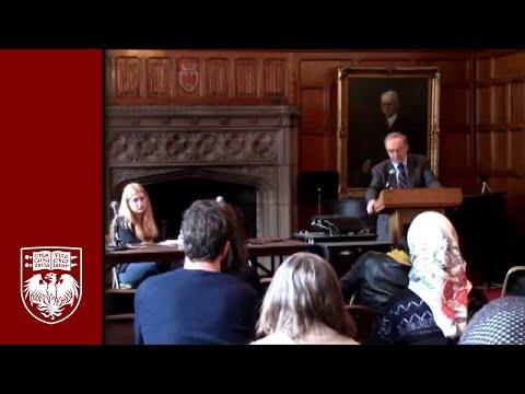 "Metin Heper, Bilkent University, Ankara, Turkey: ""Some Notes on Secularism in Turkey"""