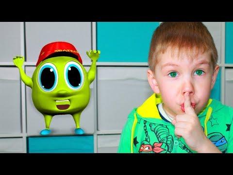 Хелпик устроил детский КВЕСТ для Ромы с игрушками Для детей Kids Children